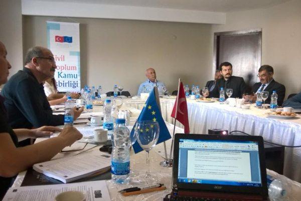 Mersin Advisory Meeting was Organized
