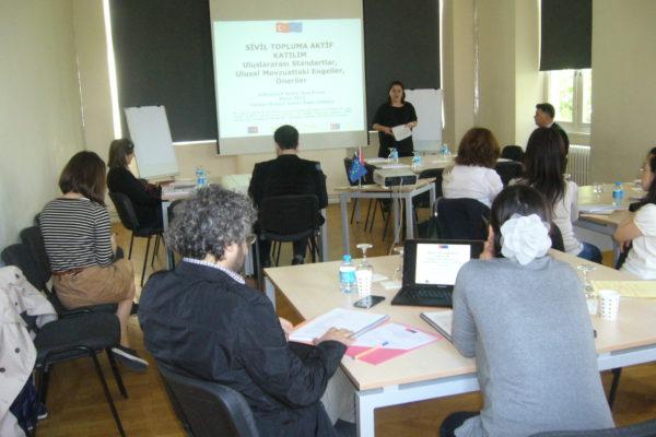Istanbul Advisory Meeting was Organized