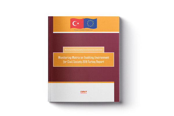 Monitoring Matrix on Enabling Environment for Civil Society 2018 Turkey Report is Published