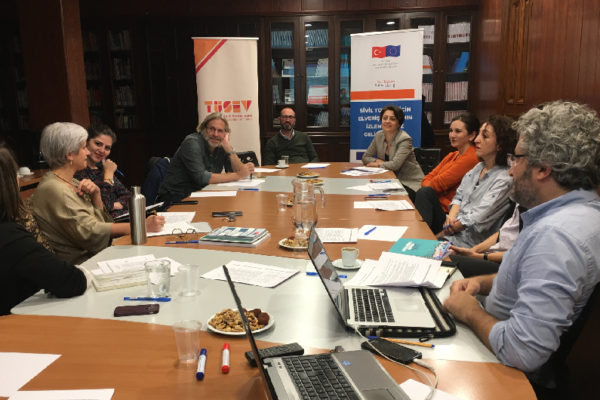 The Second Meeting of the Working Group of Lawyers was Organized