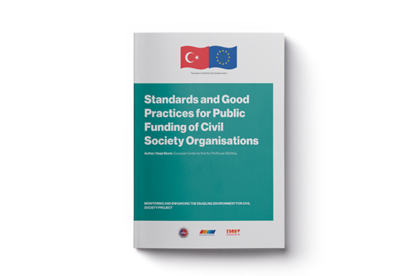 Standards and Good Practices for Public Funding of Civil Society Organisations Report is Published