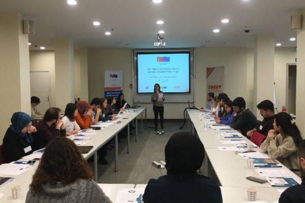 Hukuk Öğrencileri için Sivil Toplum Kuruluşları Mevzuatı Semineri İstanbul'da Gerçekleşti