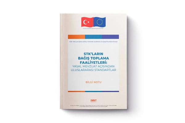 STK'ların Bağış Toplama Faaliyetleri: Yasal Mevzuat Açısından Uluslararası Standartlar