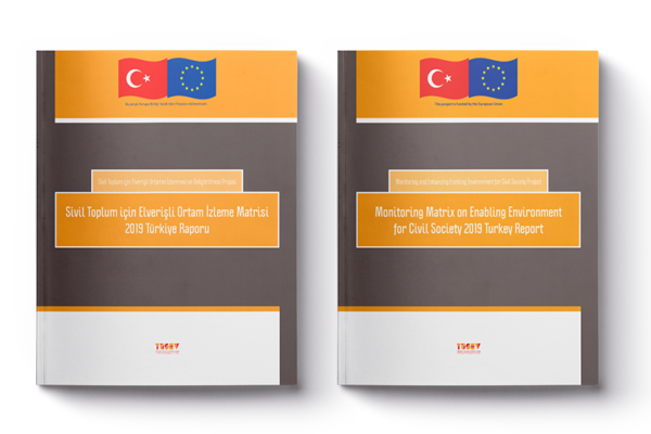 Sivil Toplum için Elverişli Ortam İzleme Matrisi 2019 Türkiye Raporu Yayımlandı